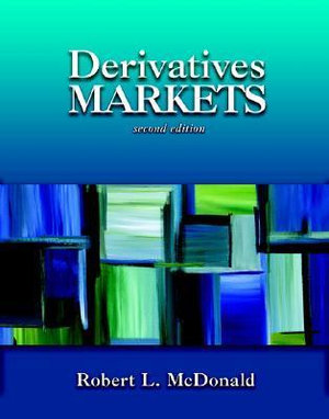 Cover of Derivatives Markets