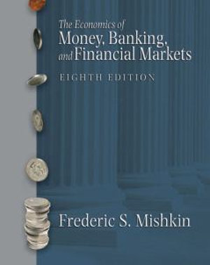 Cover of The economics of money, banking, and financial markets