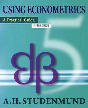 Cover of Using Econometrics