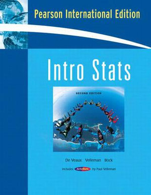 Cover of Intro Stats