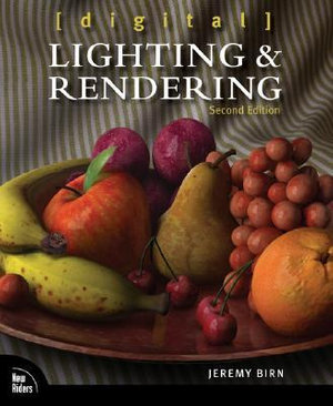 Cover of Digital Lighting and Rendering
