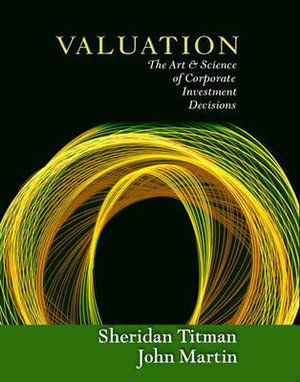 Cover of Valuation: The Art and Science of Corporate Investment Decisions