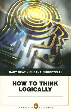 Cover of How to Think Logically
