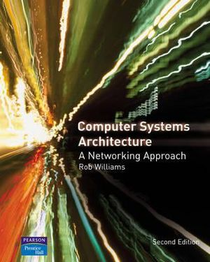 Cover of Computer Systems Architecture
