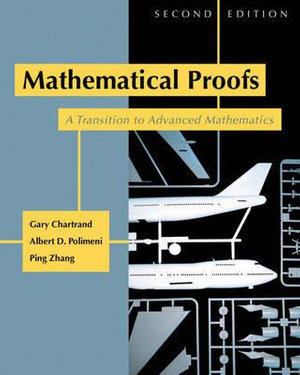 Cover of Mathematical Proofs