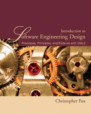 Cover of Introduction to Software Design