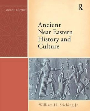Cover of Ancient Near Eastern History and Culture