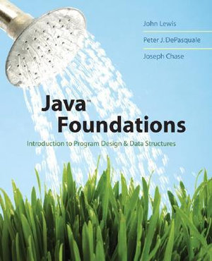 Cover of Java Foundations