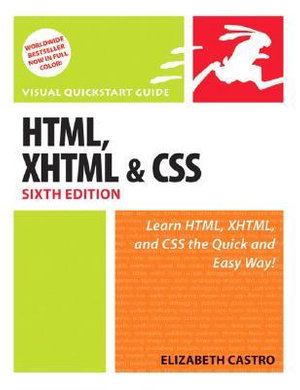 Cover of HTML, XHTML & CSS