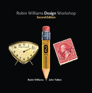 Cover of Robin Williams Design Workshop