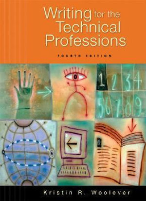 Cover of Writing for the Technical Professions