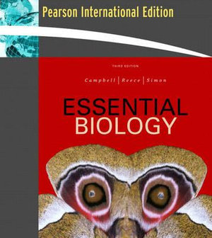 Cover of Essential Biology
