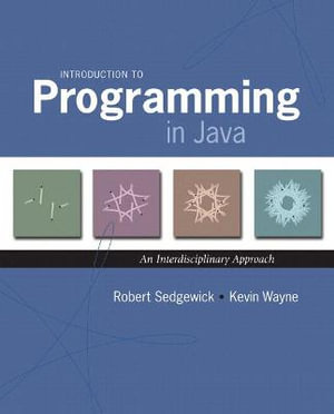Cover of Introduction to programming in Java