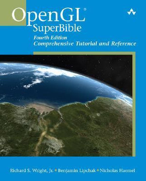 Cover of OpenGL Superbible
