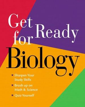 Cover of Get Ready for Biology                Cp