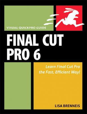 Cover of Final Cut Pro 6