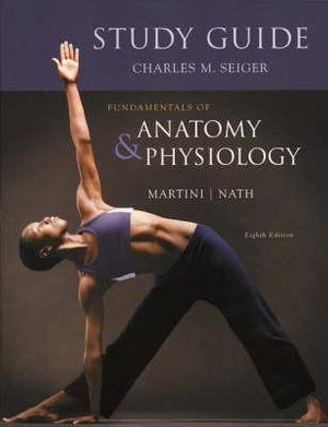 Cover of Study Guide [to] Fundamentals of Anatomy & Physiology, 8th Ed
