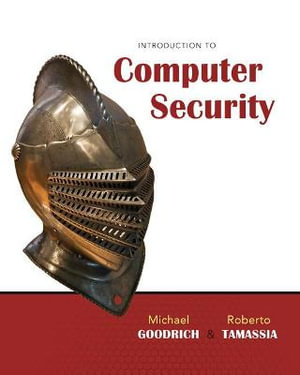 Cover of Intro Computer Security CP