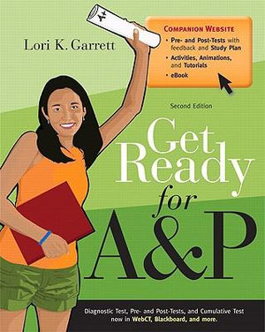 Cover of Get Ready for A&P