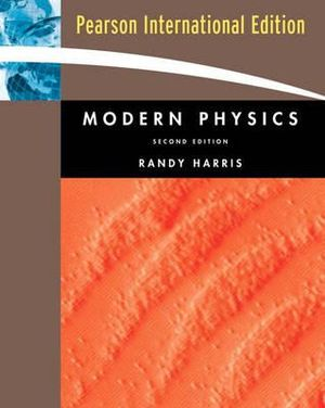 Cover of Modern Physics