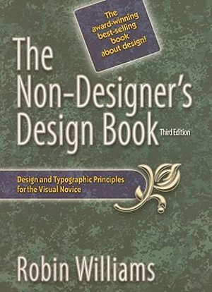 Cover of The Non-Designer's Design Book, Third Edition