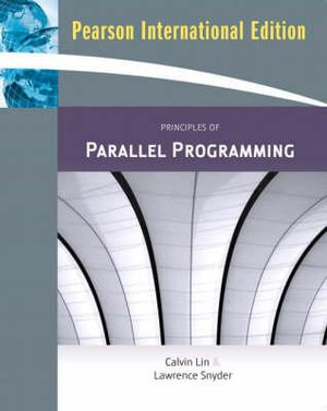 Cover of Principles of Parallel Programming