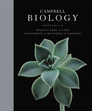 Cover of Campbell Biology