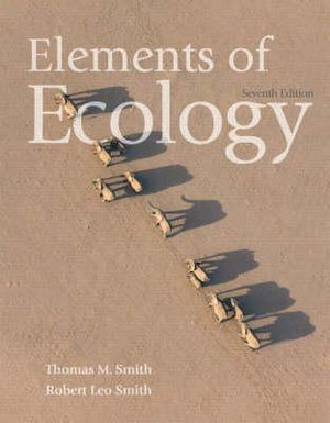 Cover of Elements of Ecology