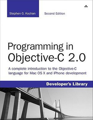 Cover of Programming in Objective-C 2.0