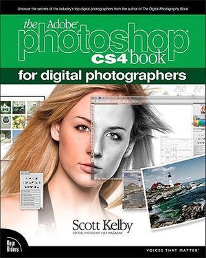 Cover of The Adobe Photoshop CS4 Book for Digital Photographers