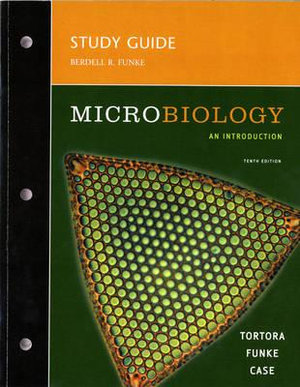 Cover of Study Guide for Microbiology