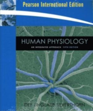 Cover of Human Physiology: An Integrated Approach Pie