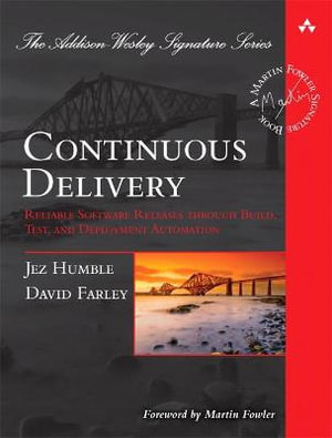 Cover of Continuous Delivery