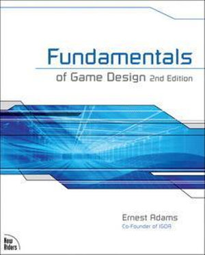 Cover of Fundamentals of Game Design, Second Edition
