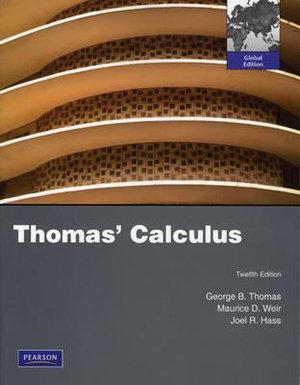 Cover of Thomas Calculus Pie