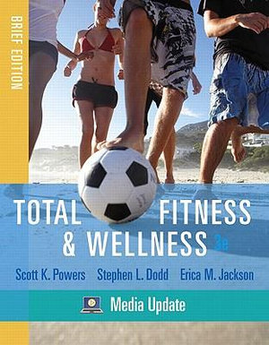 Cover of Total Fitness and Wellness