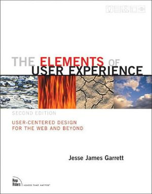 Cover of The Elements of User Experience