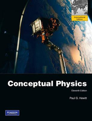Cover of Conceptual Physics PIE                                                  www.physicsplace.com