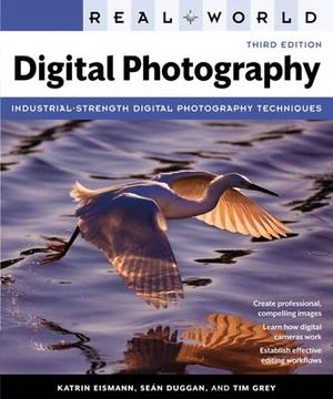 Cover of Real World Digital Photography, Third Edition