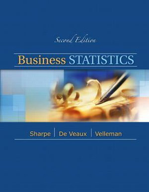 Cover of Business Statistics  Cp