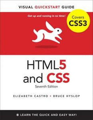 Cover of HTML5 and CSS3