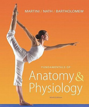 Cover of Fundamentals of Anatomy & Physiology [With Paperback Book and Access Code]