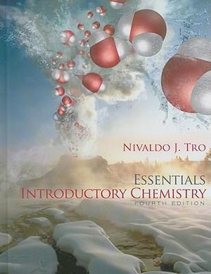 Cover of Introductory Chemistry Essentials
