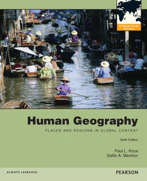 Cover of Human Geography