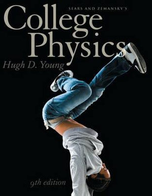 Cover of Sears & Zemansky's College Physics