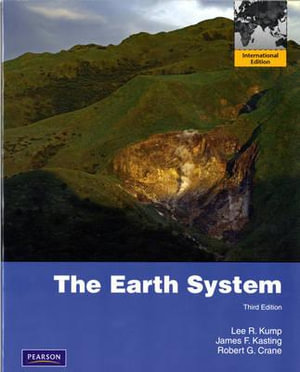 Cover of The Earth System Pearson International Edition