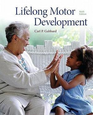 Cover of Lifelong Motor Development