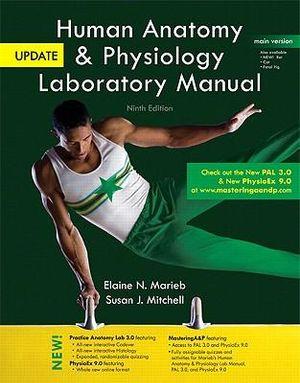 Cover of Human Anatomy & Physiology + Masteringa&p, Main Version, Update