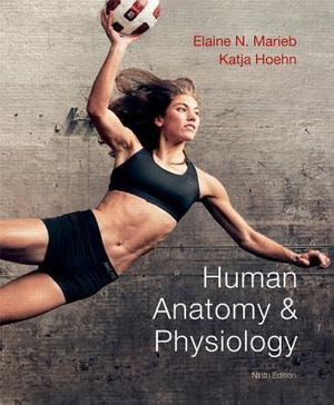Cover of Human Anatomy & Physiology  cp