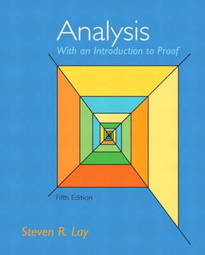 Cover of Analysis